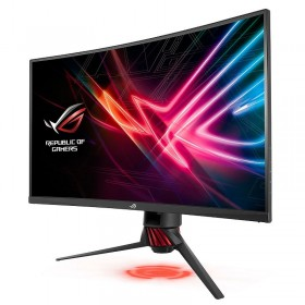 "ASUS ROG Strix XG32VQR 32"" 2K 144 Hz Moniteurs ASUS, Ultra Pc Gamer Maroc"