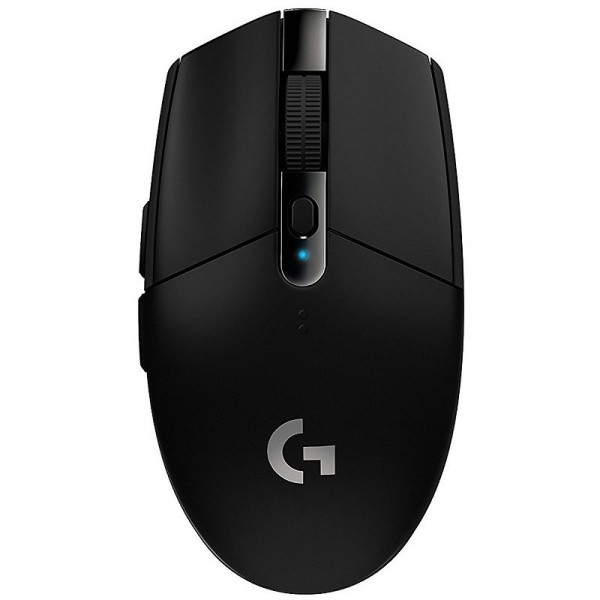 Logitech G305 Lightspeed Wireless Gaming Mouse (Noir) Souris Logitech, Ultra Pc Gamer Maroc