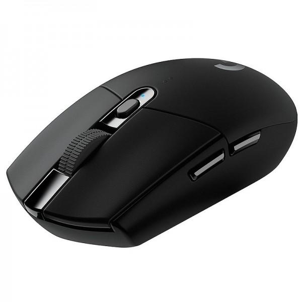 Logitech G305 Lightspeed Wireless Gaming Mouse (Noir) Souris Logitech, Ultra Pc Gamer Maroc