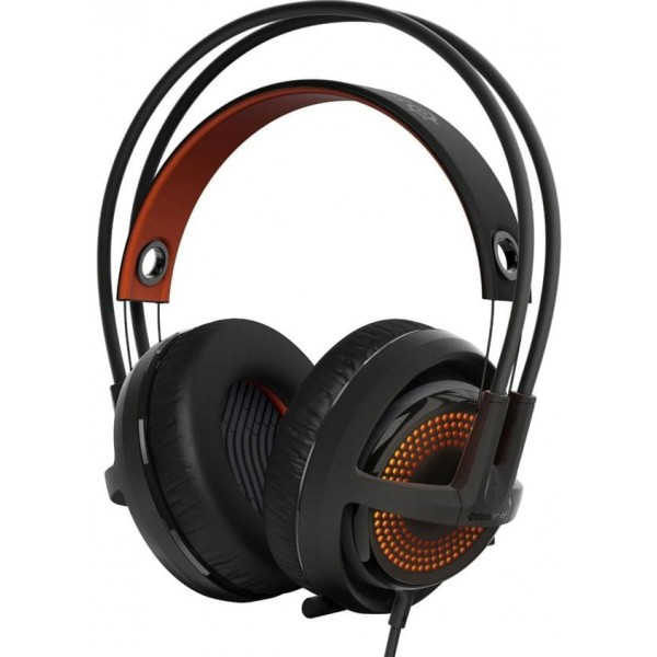SteelSeries Siberia 350 Noir Casques SteelSeries, Ultra Pc Gamer Maroc