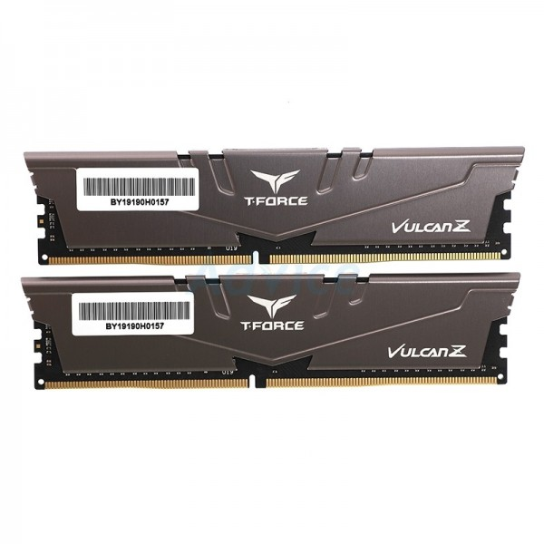 Team Group VULCAN Z 16Go (2x8Go) DDR4 3000MHz CL16 Mémoire vive PC Team Group, Ultra Pc Gamer Maroc