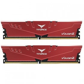 Team Group VULCAN Z Red 16Go (2x8Go) DDR4 3000MHz CL16 Mémoire vive PC Team Group, Ultra Pc Gamer Maroc