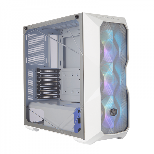 Cooler Master MasterBox TD500 White ARGB Boitiers PC Cooler Master, Ultra Pc Gamer Maroc
