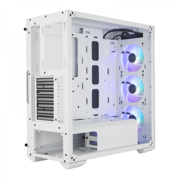 Cooler Master MasterBox TD500 MESH White ARGB Boitiers PC Cooler Master, Ultra Pc Gamer Maroc