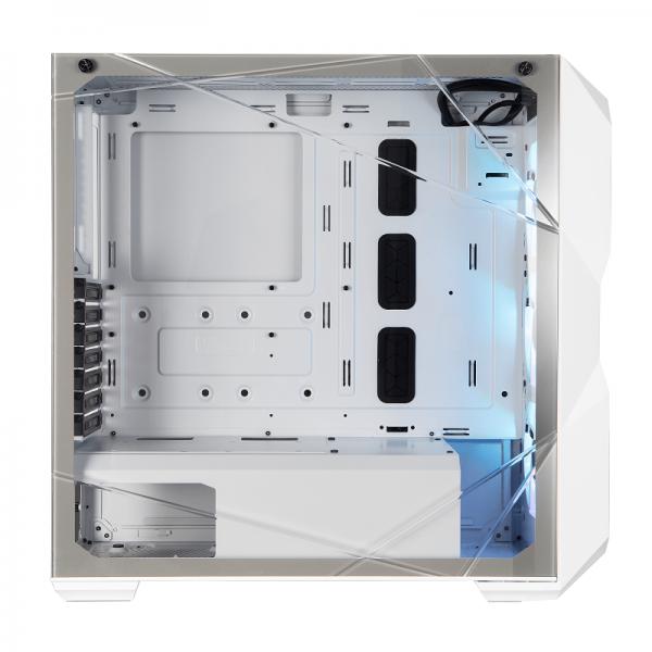 Cooler Master MasterBox TD500 White ARGB Boitiers PC Cooler Master, Ultra Pc Gamer Maroc