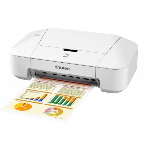 CANON PIXMA IP2840 IMPRIMANTE JET D'ENCRE COULEUR Imprimantes/scanners , Ultra Pc Gamer Maroc