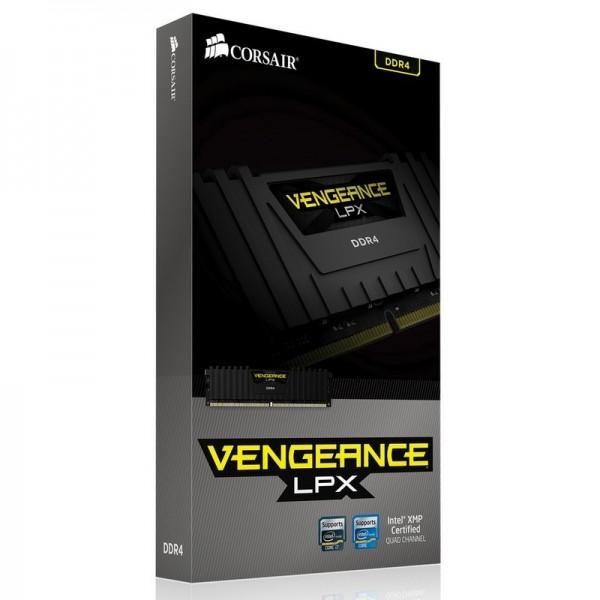 Corsair Vengeance LPX Series 8Go DDR4 3000MHz CL16 (OEM) Mémoire vive PC Corsair, Ultra Pc Gamer Maroc