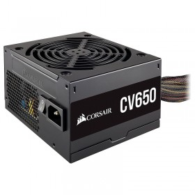Corsair CV650 80PLUS Bronze 650W Alimentations PC Corsair, Ultra Pc Gamer Maroc