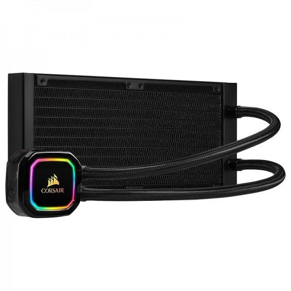Corsair iCue H100i RGB PRO XT Refroidissement Corsair, Ultra Pc Gamer Maroc