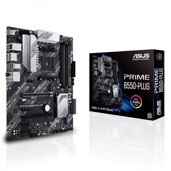 ASUS PRIME B550-PLUS Cartes mères ASUS, Ultra Pc Gamer Maroc