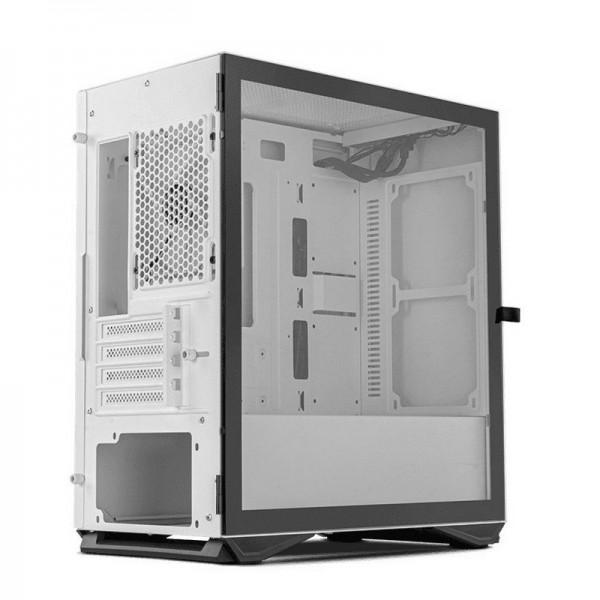 NOX Hummer ZERO Blanc (Micro ATX) Boitiers PC NOX, Ultra Pc Gamer Maroc