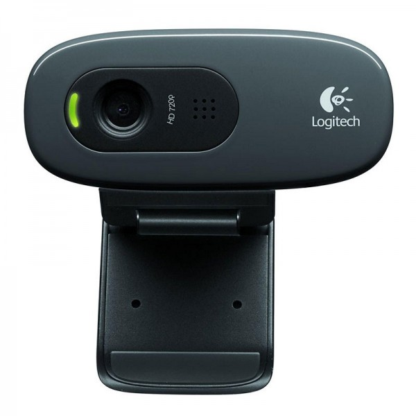 Logitech HD Webcam C270 Webcams Logitech, Ultra Pc Gamer Maroc