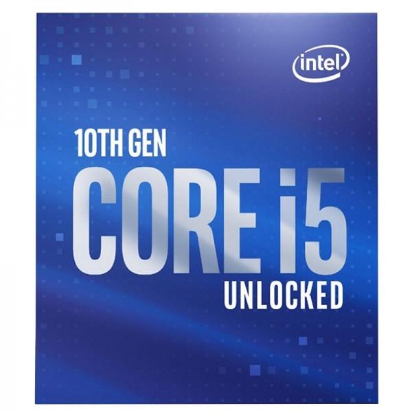 Intel Core i5 10600K (4.1 GHz / 4.8 GHz) Processeurs Intel, Ultra Pc Gamer Maroc