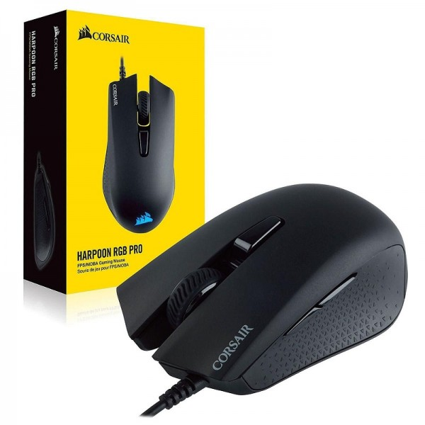 Corsair Gaming Harpoon RGB PRO Souris Corsair, Ultra Pc Gamer Maroc