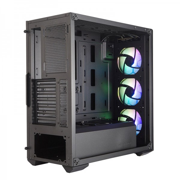 Cooler Master MasterBox MB511 ARGB Boitiers PC Cooler Master, Ultra Pc Gamer Maroc