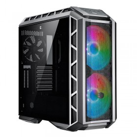 Cooler Master MasterCase H500P Gun Metal Grey ARGB Boitiers PC Cooler Master, Ultra Pc Gamer Maroc