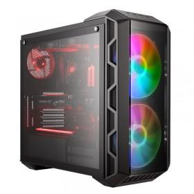 Cooler Master MasterCase H500 Gris ARGB Boitiers PC Cooler Master, Ultra Pc Gamer Maroc