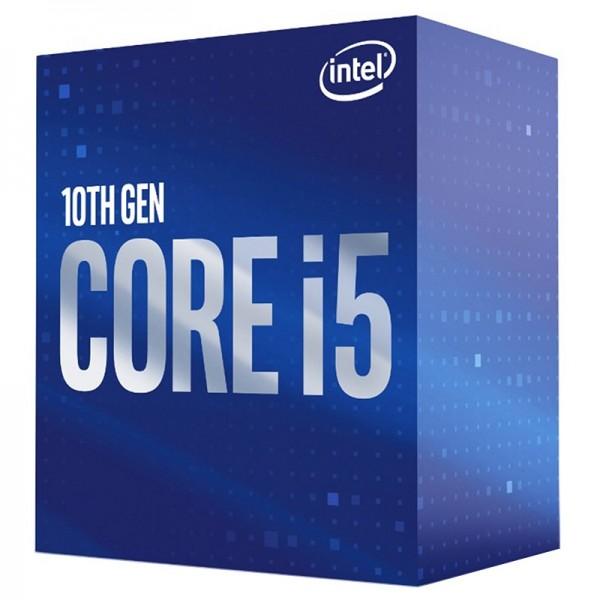 Intel Core i5 10400 (2.9 GHz / 4.3 GHz) Processeurs Intel, Ultra Pc Gamer Maroc