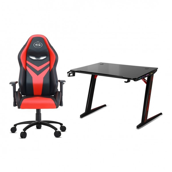 BUNDLE SKILLCHAIRS Racing Series v2 + Spirit of Gamer Headquarter 300 Siège PC , Ultra Pc Gamer Maroc