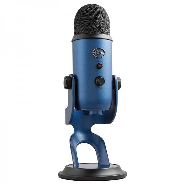 Blue Microphones Yeti Bleu Nuit Microphones Blue Microphones, Ultra Pc Gamer Maroc
