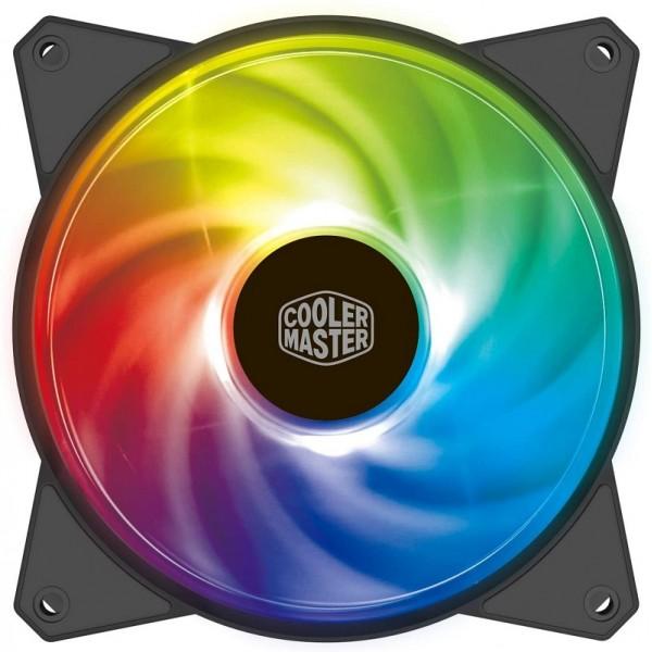 Cooler Master MasterFan MF140R ARGB 140mm Ventilateurs boîtier Cooler Master, Ultra Pc Gamer Maroc
