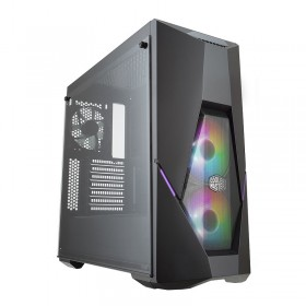 Cooler Master MasterBox K500 ARGB Boitiers PC Cooler Master, Ultra Pc Gamer Maroc