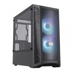 Cooler Master MasterBox MB311 ARGB (Micro ATX) Boitiers PC Cooler Master, Ultra Pc Gamer Maroc
