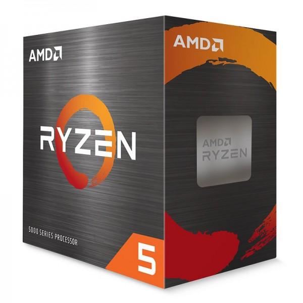 AMD Ryzen 5 5600X Wraith Stealth (3.7 GHz / 4.6 GHz) Processeurs AMD, Ultra Pc Gamer Maroc
