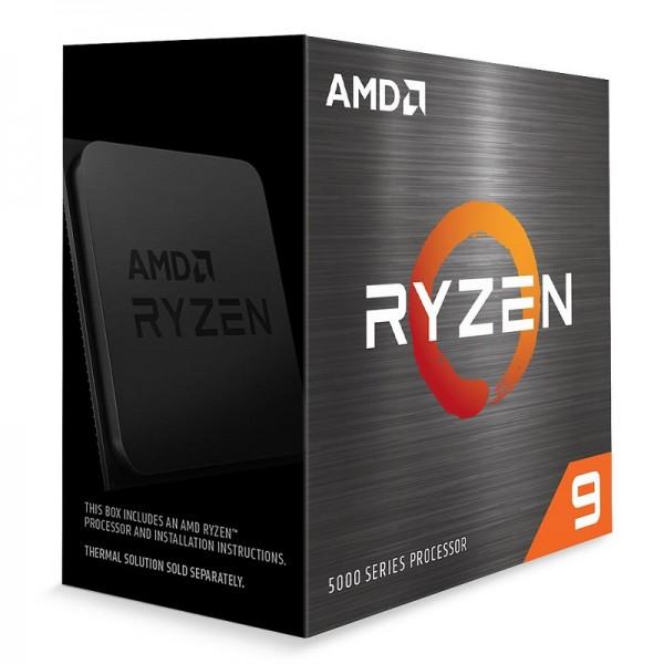 AMD Ryzen 9 5900X (3.7 GHz / 4.8 GHz) Processeurs AMD, Ultra Pc Gamer Maroc