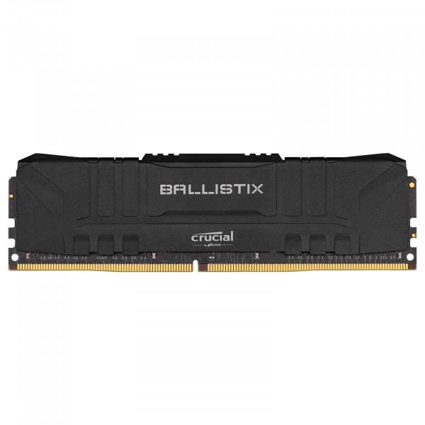 Crucial Ballistix Black 8Go DDR4 3000 MHz CL15 Mémoire vive PC Crucial, Ultra Pc Gamer Maroc