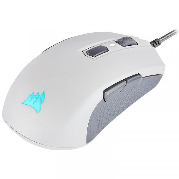 Corsair Gaming M55 RGB Pro Blanc Souris Corsair, Ultra Pc Gamer Maroc