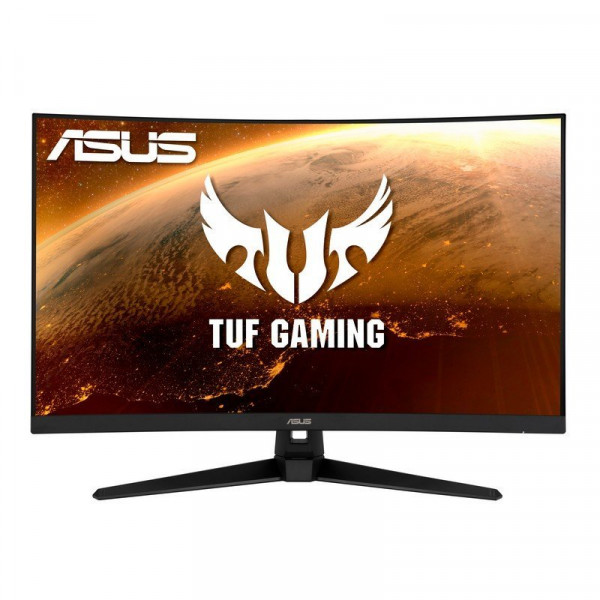 "ASUS TUF Gaming VG32VQ1B 31.5"" WQHD 165Hz FreeSync Premium Curved Moniteurs ASUS, Ultra Pc Gamer Maroc"