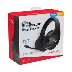 HyperX Cloud Stinger Core Wireless + 7.1 Casques HyperX, Ultra Pc Gamer Maroc