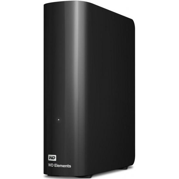WD Elements Desktop 4TB (USB 3.0) Disques durs externes Western Digital, Ultra Pc Gamer Maroc