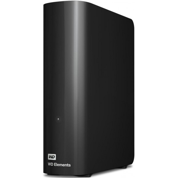 WD Elements Desktop 4TB (USB 3.0) Disques durs externes Western Digital, Ultra Pc Gamer Maroc