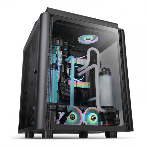 Thermaltake Level 20 HT (noir) Boitiers PC Thermaltake, Ultra Pc Gamer Maroc
