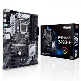 ASUS PRIME Z490-P Cartes mères ASUS, Ultra Pc Gamer Maroc