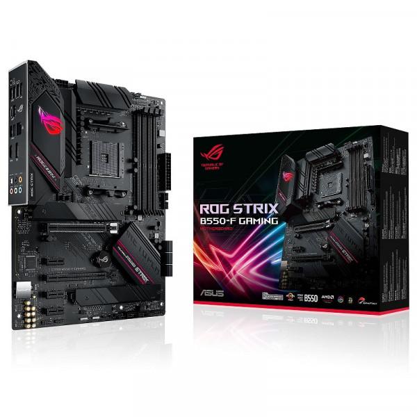 ASUS ROG STRIX B550-F GAMING Cartes mères ASUS, Ultra Pc Gamer Maroc