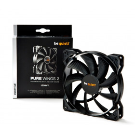 be quiet! Pure Wings 2 120mm Refroidissement be quiet!, Ultra Pc Gamer Maroc