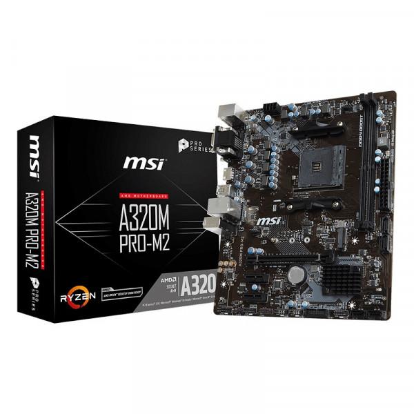 MSI A320M-A PRO M2 Cartes mères MSI, Ultra Pc Gamer Maroc
