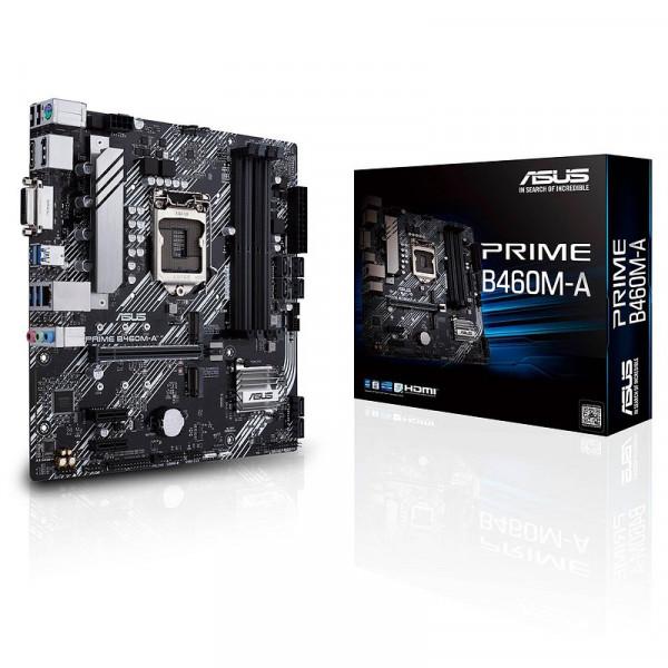 ASUS PRIME B460M-A Socket 1200 ASUS, Ultra Pc Gamer Maroc