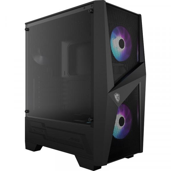 MSI MAG FORGE 100R ARGB Boitiers PC MSI, Ultra Pc Gamer Maroc