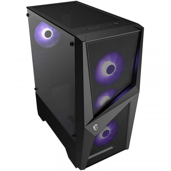 MSI MAG FORGE 101M RGB Boitiers PC MSI, Ultra Pc Gamer Maroc