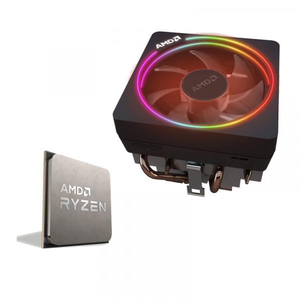AMD Ryzen 7 3700X Wraith Prism LED RGB (3.6 GHz / 4.4 GHz) Processeurs AMD, Ultra Pc Gamer Maroc