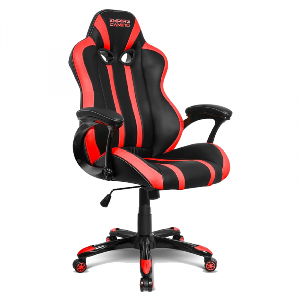 Empire Racing RS-600 Rouge Siège Empire Gaming, Ultra Pc Gamer Maroc