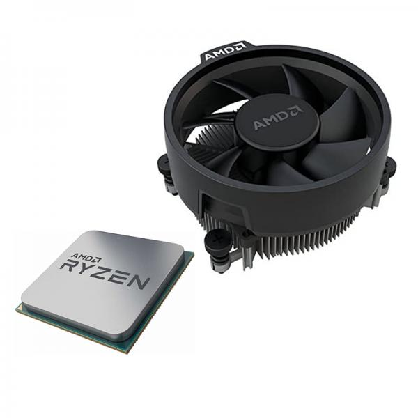 AMD Ryzen 5 3400G Wraith Spire Edition (3.7 GHz / 4.2 GHz) MPK Processeurs AMD, Ultra Pc Gamer Maroc