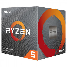 AMD Ryzen 5 3600 Wraith Stealth (3.6 GHz / 4.2 GHz) BOX Processeurs AMD, Ultra Pc Gamer Maroc