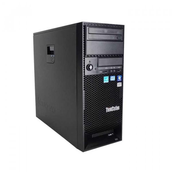 STATION DE TRAVAIL Lenovo ThinkStation S30 XEON E5-1620v2 + 16GB + SSD 240GB + HDD500GB + QUADRO K2000 PC Professionnels Leno...