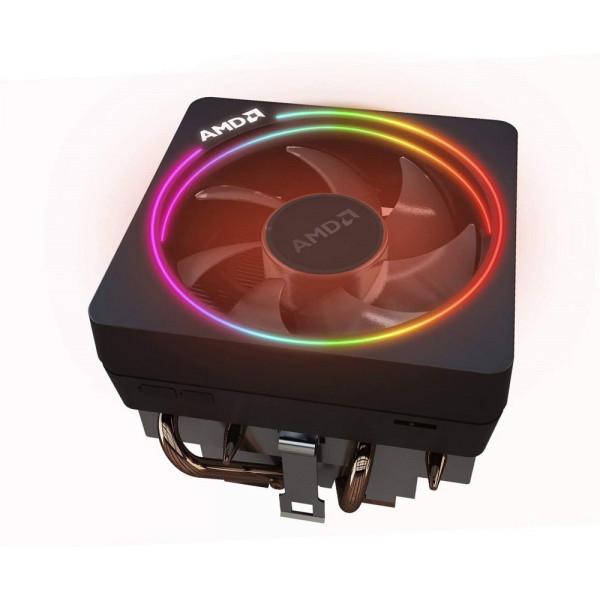 AMD Wraith Prism LED RGB Refroidissement AMD, Ultra Pc Gamer Maroc