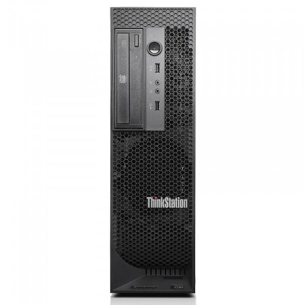 STATION DE TRAVAIL Lenovo ThinkStation C30 XEON E5-2620 + 16GB + SSD 240GB + HDD500GB + QUADRO K2000 PC Professionnels Lenovo...